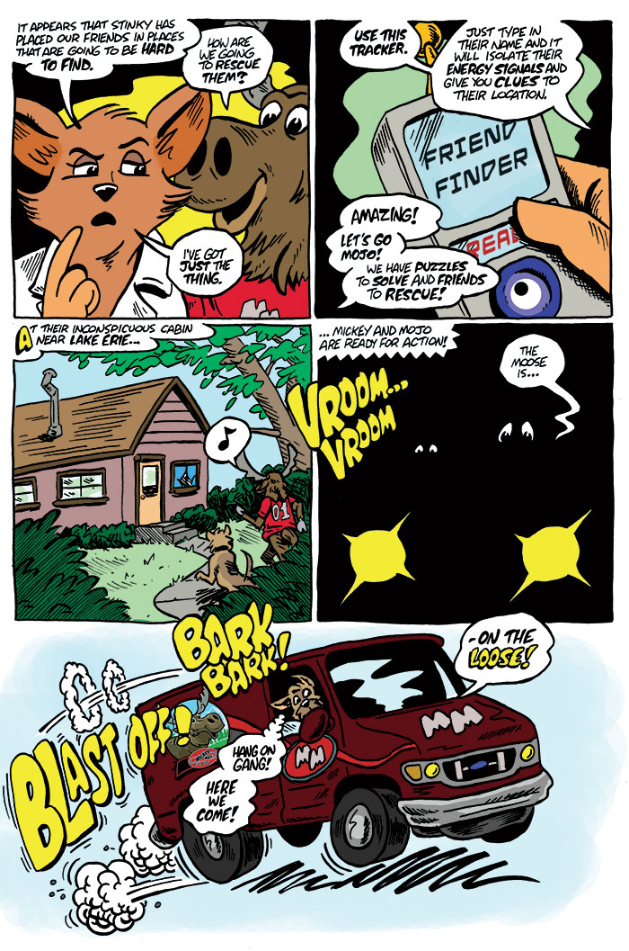 Mickey Moose #1 Page 5