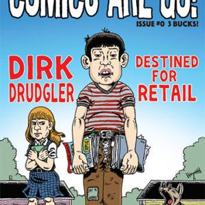 Comics Are Go 0 cover