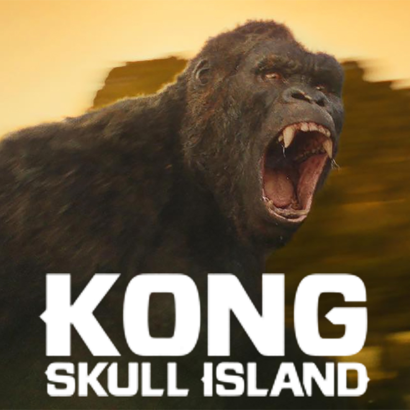 Kong of Skull Island – A Review