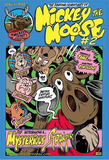 mickey the moose 2 cover