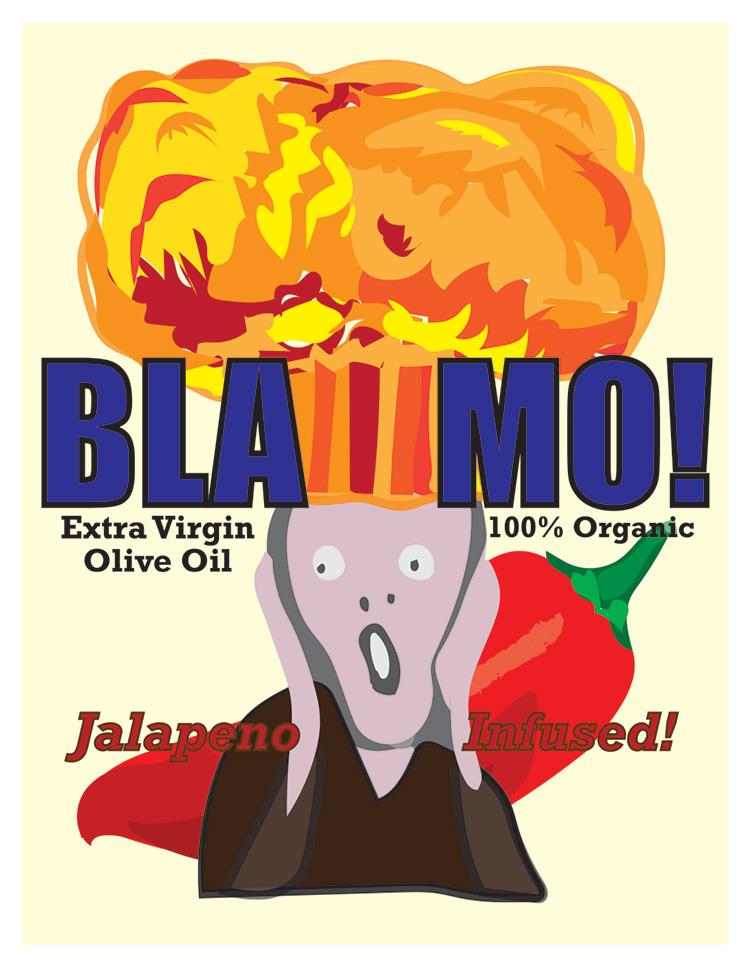 blammo olive oil