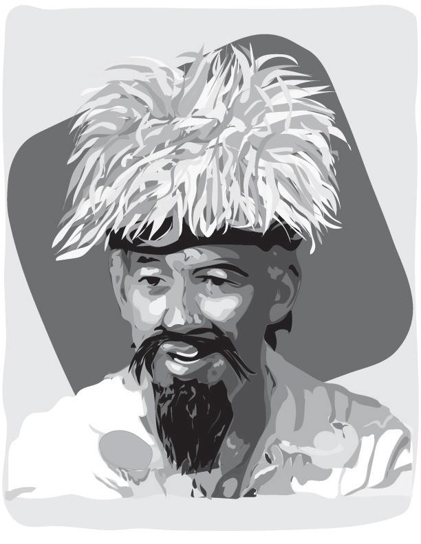 ghoulardi portrait