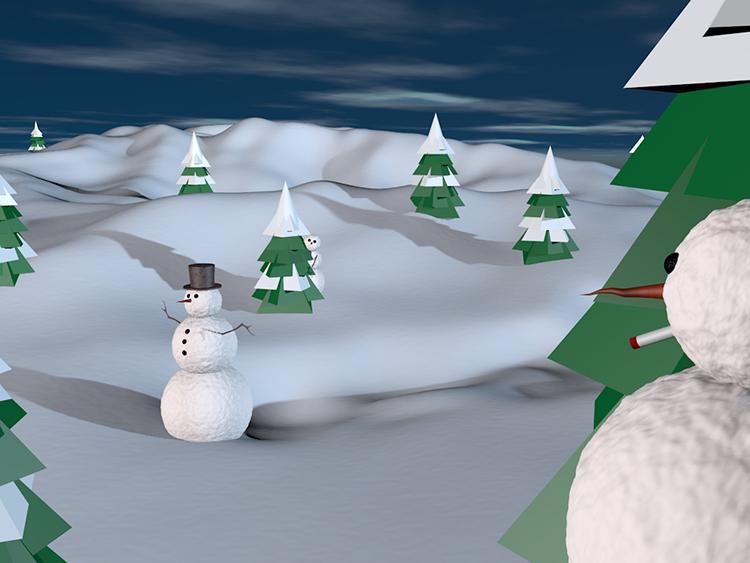 snowman peril