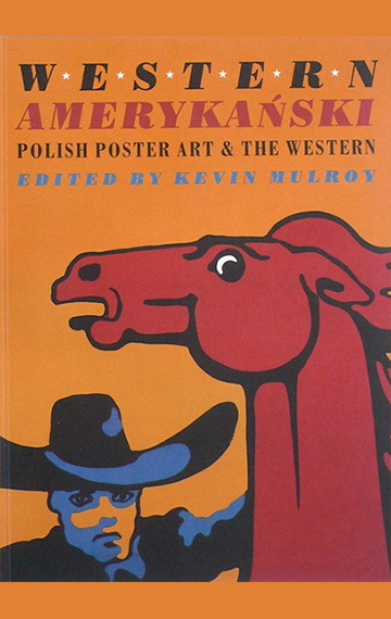 Western Amerycanski Art book cover