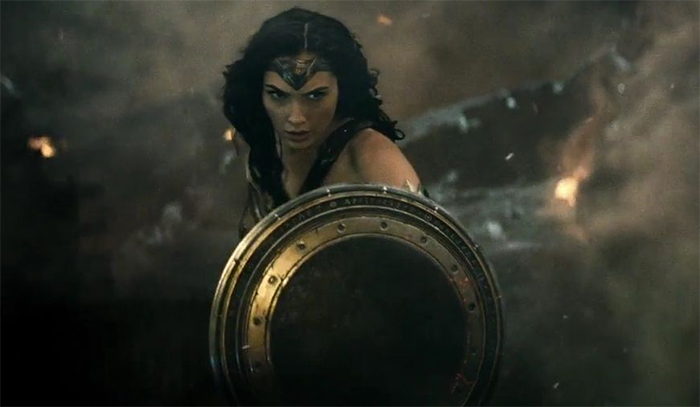 Wonder Woman in Dawn of Justice from Dirk's Wonder Woman Tribute
