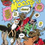 Mickey Moose Comic #3 cover
